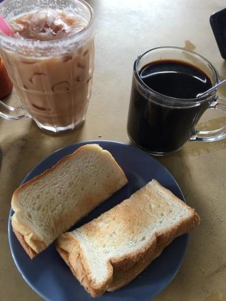 typical malaysian breakfast <3